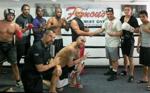 5th St Gym 300x187 Boxing Trainer Orlando Cuellar Goes Back To The Future In Miami