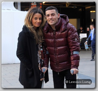 ANTHONYCROLLA1 Anthony Crolla Back On Feet, Aiming For Spring Return
