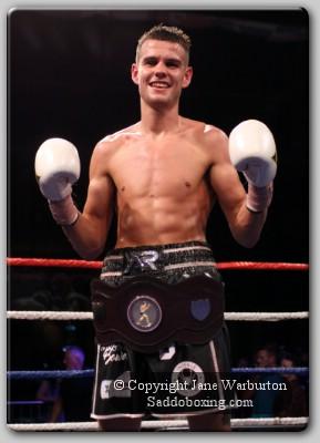 Alex Rutter vs Brad Botham Alex Rutter Vs Brad Botham: Ringside Boxing