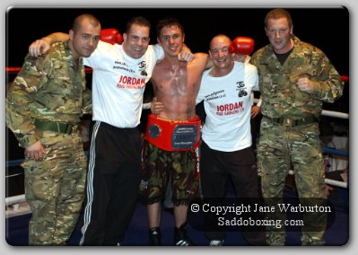 Amir Unsworth vs Steve Saville1 Ringside Boxing Report: Amir Unsworth vs. Steve Saville