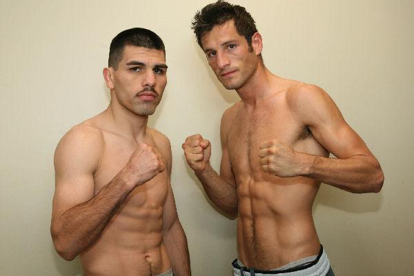 Ricardo Cortes Boxer Angulo vs Ricardo Cortes
