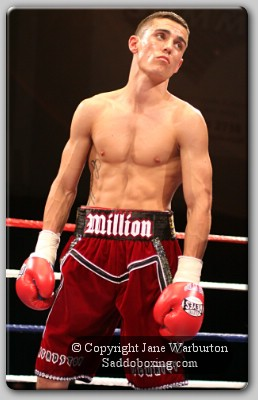 Anthony Crolla1 Top Lightweight Contender Anthony Crolla Seriously Injured