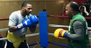 Anthony Dirrell Media Workout
