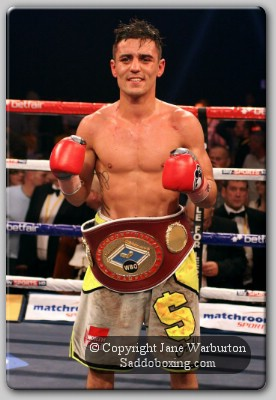 Anthony Crolla Anthony Crolla Risks Everything Against World Class Mexican Diaz