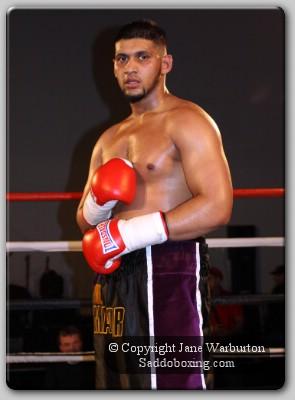 Arfan Iqbal Arfan Iqbal Vs Jakub Wojcik Ringside Boxing