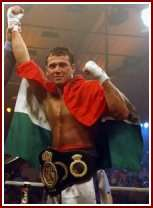 Attila kovacs boxing Euro Boxing: Attila Kovacs Retains EBA Super Welter Crown