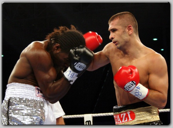 Selcuk Aydin vs Jo Jo Dan Live Streaming Boxing Online Broadcast - Vox