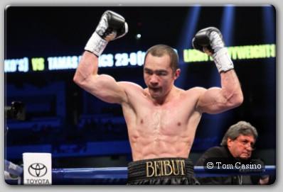 Beibut Shumenov Ex WBA Champ Shumenov Moves Up To Cruiserweight
