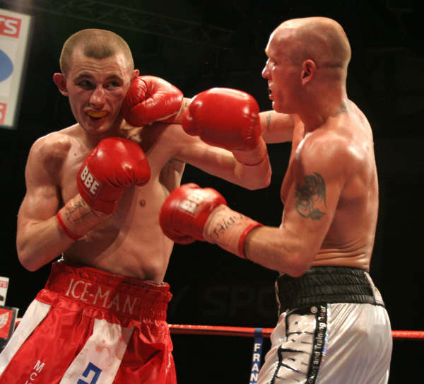 Ringside Boxing Report: Andy Bell Vs. Chris Edwards