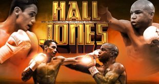 Ben Hall Vs Carson Jones