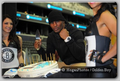 Bernard Hopkins Birthday IBF Champ Bernard Hopkins Sets 2014 Goals On 49th Birthday