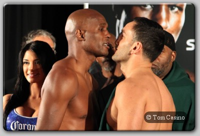 Bernard Hopkins Karo Murat