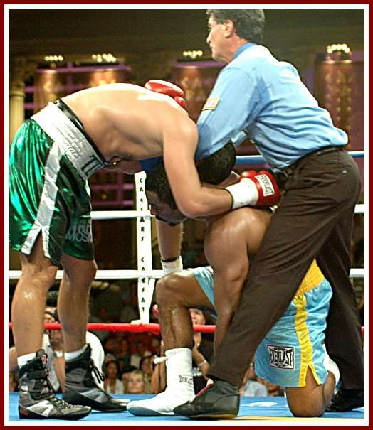 Boxing Recap: Brock