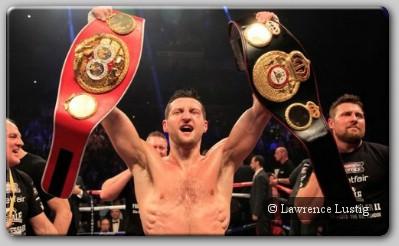 Carl Froch Boxer Carl Froch: The Cobra Gains Revenge On Kessler In London