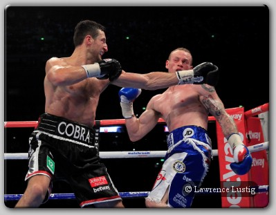 Carl Froch George Groves Fight