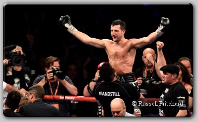 Carl Froch2 Matchroom Boxing Upate: Rose vs. Jones, BBC Tips Froch
