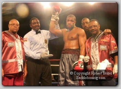 Chazz Witherspoon1 Ringside Report: Chazz Witherspoon Wins as Mejias Quits