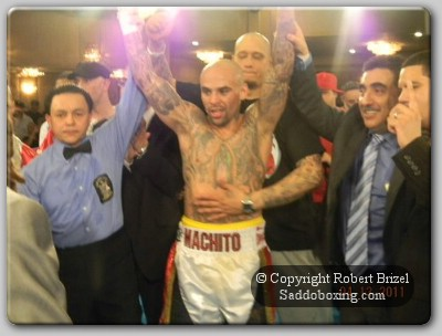 CollazoWins1 Ringside Report: Collazo Stops Gonzalez in Three