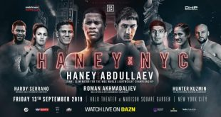 DEVIN HANEY PROMOTIONS