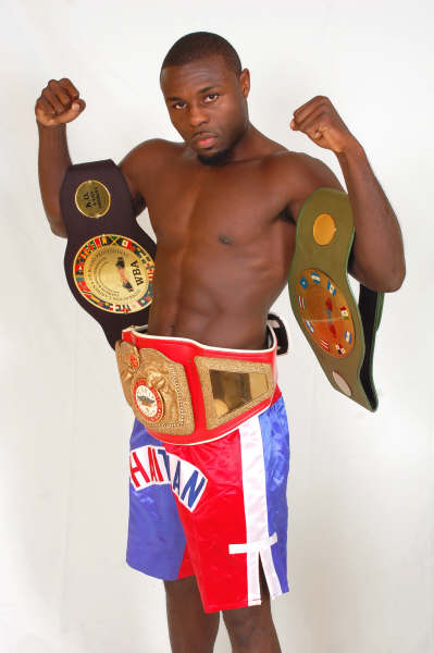 Daniel Edouard1 Exclusive Boxing Interview: Daniel Edouard