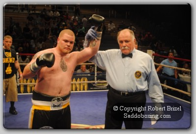 Dawejko Wins1 Polish Thunder Heavyweight Joey Dawejko Scores Brutal TKO at The Trop