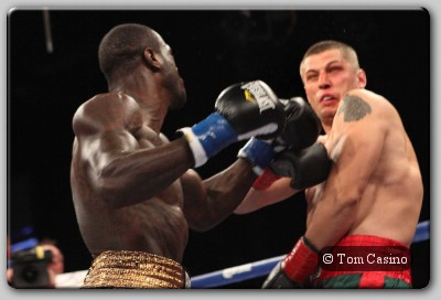Deontay Wilder Sergei Liakhovich Fight