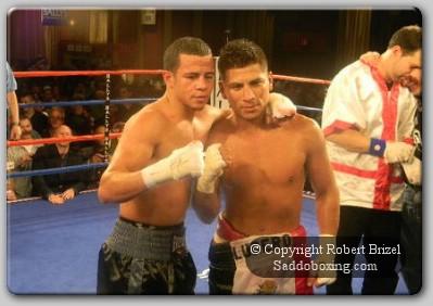 Diaz Lucero11 Ringside Recap: Diaz and Lucero Fight A Dirty War!