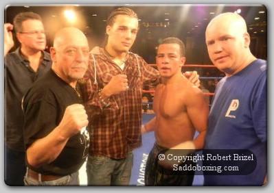Diaz Lucero41 Ringside Recap: Diaz and Lucero Fight A Dirty War!