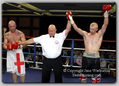 DuaneParker SimonFleck1 Ringside Boxing Report: Duane Parker vs. Simon Fleck