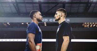 Errol Spence Jr. vs Carlos Ocampo