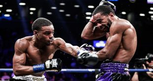 Errol Spence Lamont Peterson