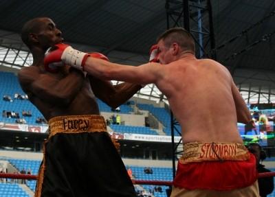 FaceyvsMcDonagh1 Ringside Boxing Report: Andrew Facey vs. Thomas McDonagh