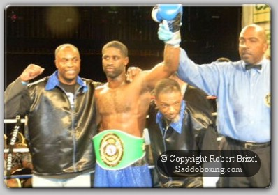 Farah Ennis1  Ringside Report: Ennis Scores One Punch Kayo, Wins NABF Title