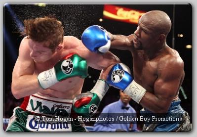 Floyd Mayweather Saul Canelo Alvarez Fight