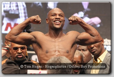Floyd Mayweather Has Floyd Mayweather Jr Ducked His Way To Greatness?