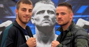 Frankie Gavin and Sam Eggington Press Conference