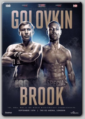 Kell Brook Vs Gennady Golovkin