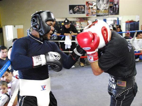 MMA Allenamento