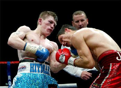 HattonLazcanoboxing12 Boxing Perspective: Observations On Hatton vs. Lazcano