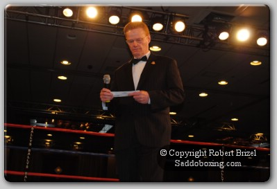 HenryHascup1 Boxing Interview: Henry Hascup, Ring Announcer and Boxing Historian