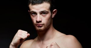 Jake Haigh Boxing Promo Shot