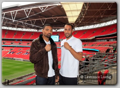 James DeGale Brandon Gonzales