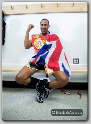 James DeGale belt Newly Crowned IBF King DeGale Wants All The Big Names