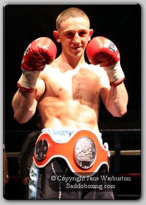 James Dickens Jazza James Dickens Vs Dai Davie Ringside Boxing