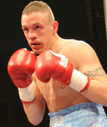 JasonBooth2 Boxing Round By Round: Carl Johanneson   Ricky Burns