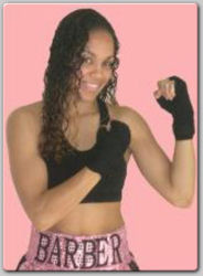 Jennifer1 Exclusive Boxing Interview: Jennifer The Razor Barber