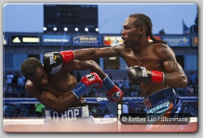 Jermell Charlo vs Demetrius Hopkins Fight Maidana Outslugs Lopez In Thriller, Lara, Charlo Victorious