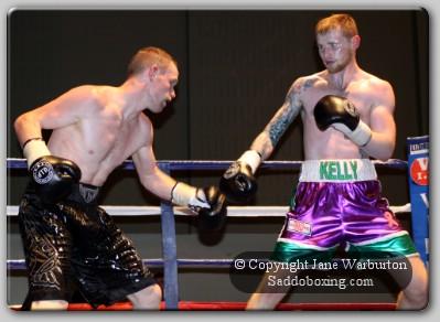 Jimmy Kilrain Kelly Vs William Warburton