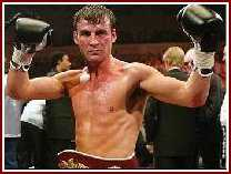 Joe Calzaghe3 Calzaghe Rooting for Woods.