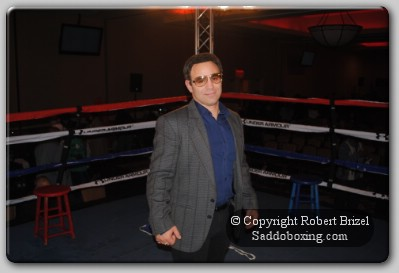 Joey Eye Promoter Joey Eye Interview: Keep on Punching